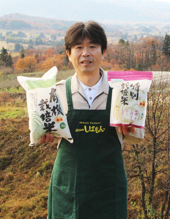 (有)加藤農場 加藤 康弘さん